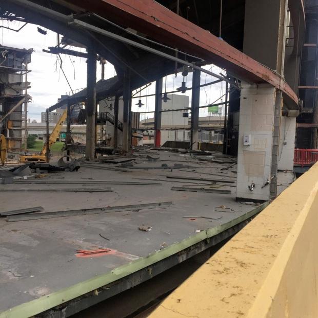 demolition 8