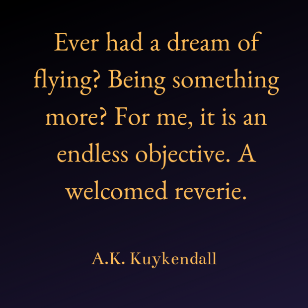 kuykendall quote rising up