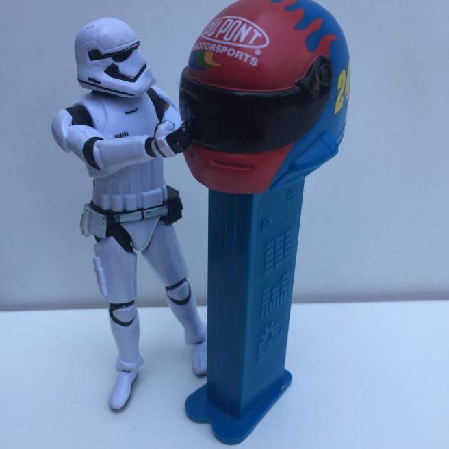 stormtrooper pez jeff gordon spring