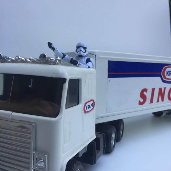 stormtrooper kraft truck summer driving charlotte