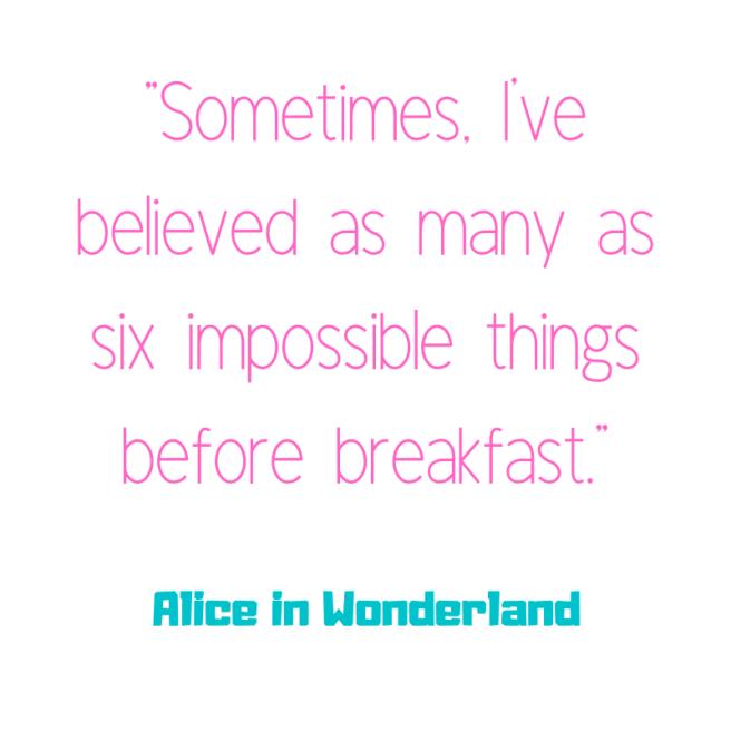 Quotes kids book Alice