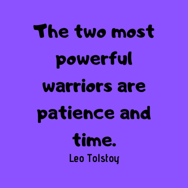 Tolstoy quote time