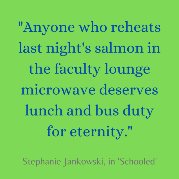 Jankowski quote schooled