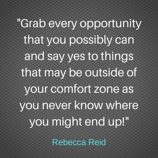 Reid quote opportunity