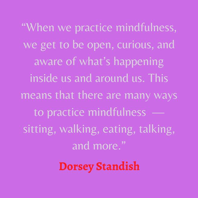 standish quote mindfulness