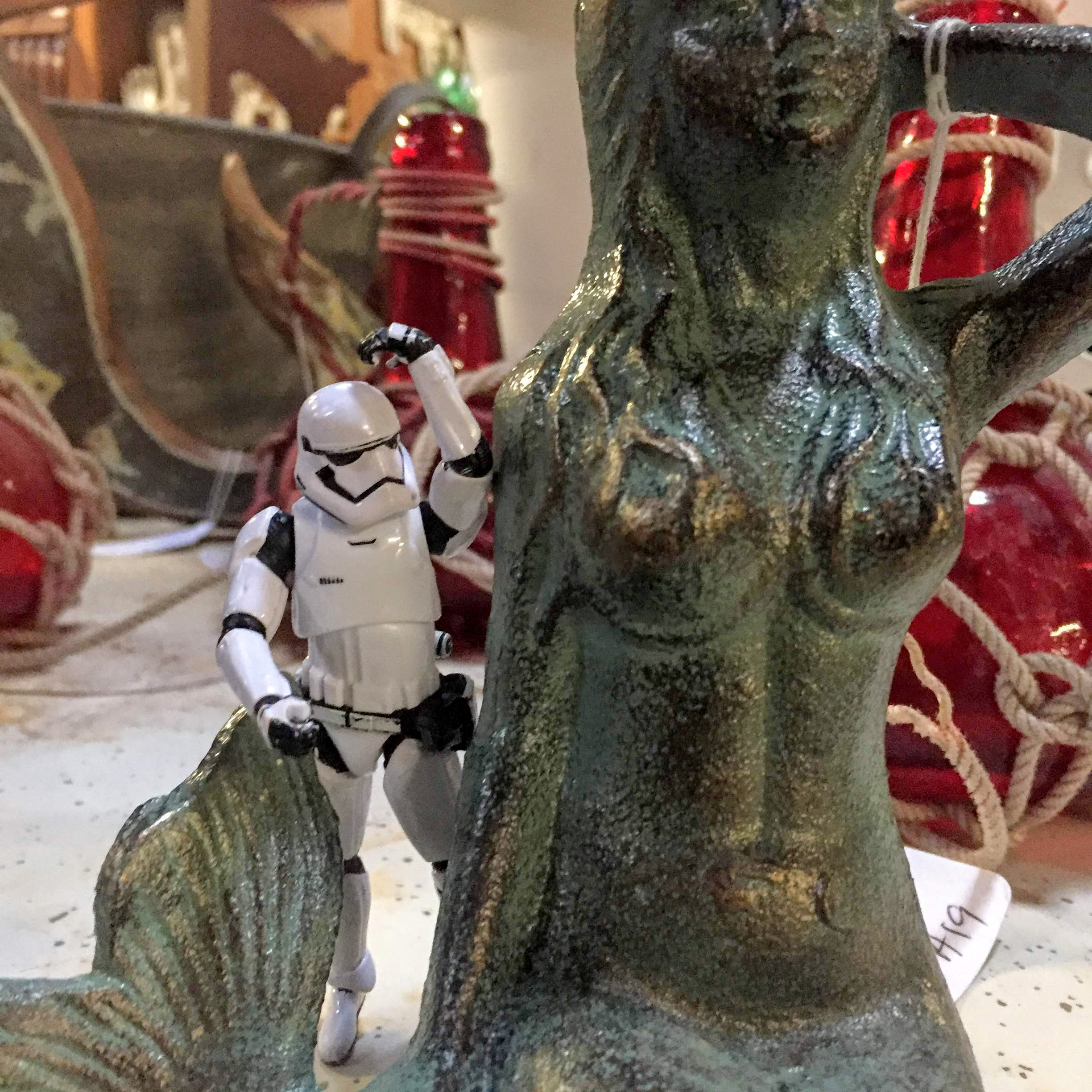 stormtrooper mermaid 2018 antiques asheville