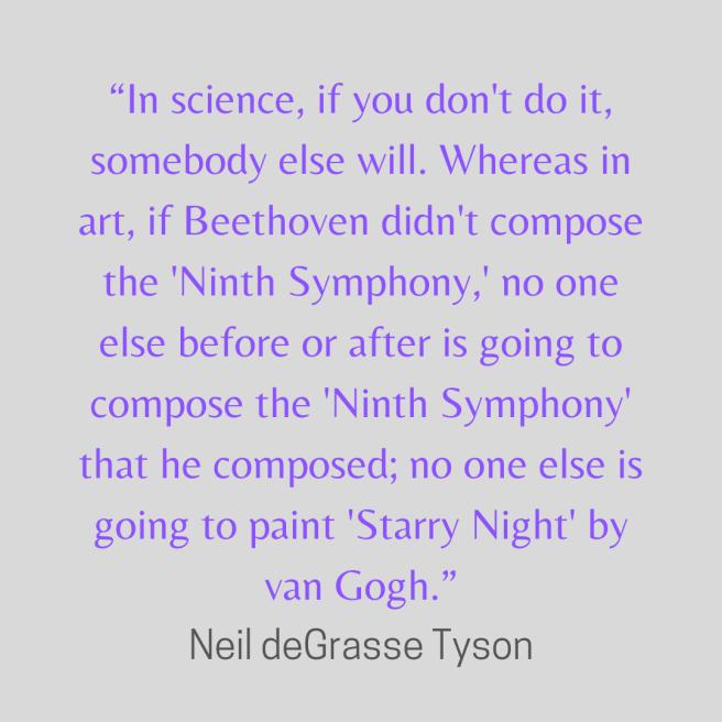 Tyson quote Beethoven