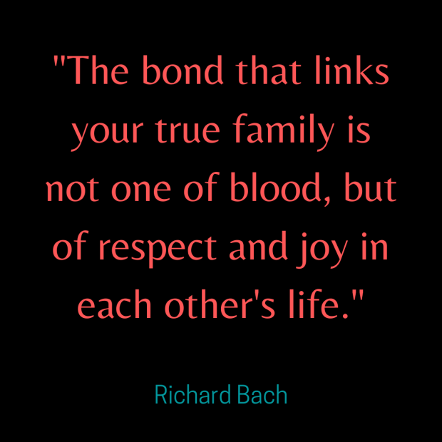 Bach quote fatherhood